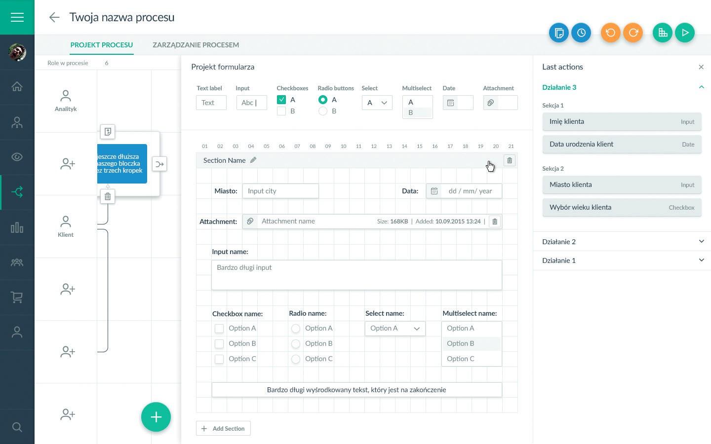 MAKIGAMI – Platforma automatyzacji procesów