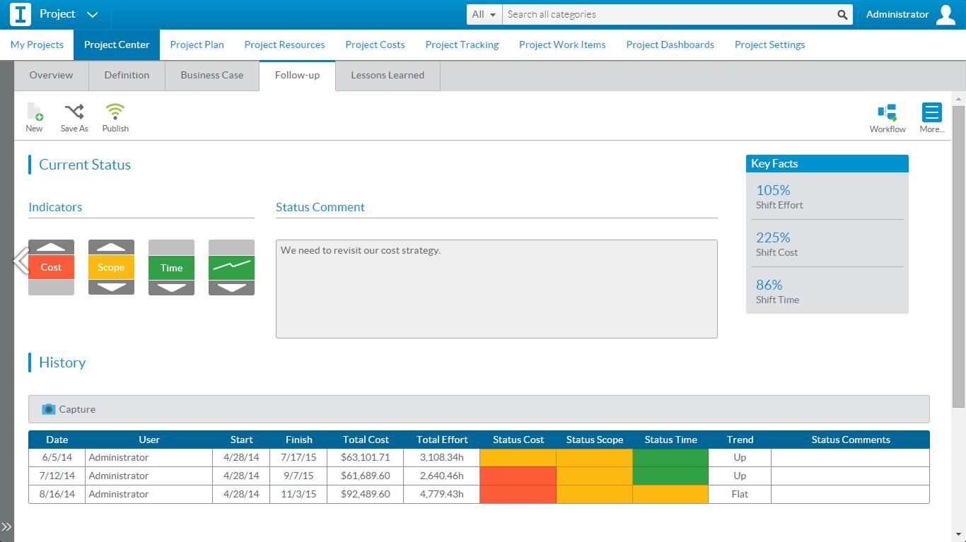 SCIFORMA – Platforma zarządzania projektami